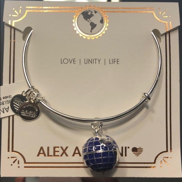 Alex and Ani Jewelry - Love - Unity - Life - Alex and Ani